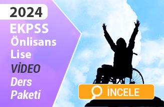 2022 ekpss önlisans ortaöğretim kayıtlı video paketi